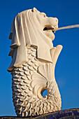 Asia, Singapore, Merlion Statue, Merlion, Tourism, Holiday, Vacation, Travel. Asia, Singapore, Merlion Statue, Merlion, Tourism, Holiday, Vacation, Travel