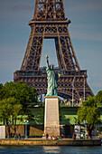 France, Europe, travel, Paris, City, Eiffel Tower, Statue, Liberty, Seine, River, architecture, art, artistic, history, monumental, symbol, landmark, tourism,. France, Europe, travel, Paris, City, Eiffel Tower, Statue, Liberty, Seine, River, architecture,