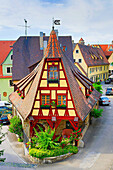 Germany, Europe, travel, Rothenburg, Romantic Road, Alte Schmiede, architecture, Bavaria, house, road, romantic, skyline, symbol, tower, traditional. Germany, Europe, travel, Rothenburg, Romantic Road, Alte Schmiede, architecture, Bavaria, house, road, ro