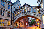 UK, United Kingdom, Great Britain, Britain, England, Europe, Oxfordshire, Oxford, Oxford University, New College Lane, Hertford College, Hertford Bridge, Bridge of Sighs, University, Education. UK, United Kingdom, Great Britain, Britain, England, Europe,