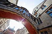 UK, United Kingdom, Great Britain, Britain, England, Europe, Oxfordshire, Oxford, Oxford University, New College Lane, Hertford College, Hertford Bridge, Bridge of Sighs, University, Education, Student, Students. UK, United Kingdom, Great Britain, Britain