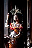 Miss World Harvest Festival 2012 held in Sarawak Cultural Village, Malaysia
