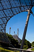 Olympic Park of Munich, Germany