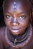 Himba tribe in Namibia