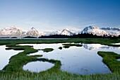 Mountains near Valdez, Alaska, U S A