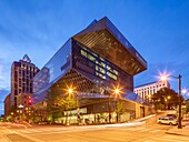 Seattle Public Library Central