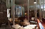 The Kolumba, previously Diözesanmuseum, Diocesan Museum, is an art museum in Cologne, Germany. It is located on the site of the former St. Columba church, and run by the Archdiocese of Cologne. Its new home, built from 2003–07, was designed by Peter Zumth