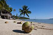 Beach near Thong Krut, Koh Samui Island, Surat Thani Province, Thailand, Southeast Asia