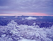Deogyu Mountain