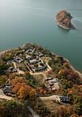 Chungcheongbukdo, chungju lake