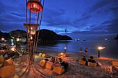 Lo Dalam Bay, Ko Phi Phi, Andaman Sea, Thailand, Asia