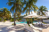 Pool Bereich Hotel Resort Casa Morada, Islamorada, Florida Keys, Florida, USA