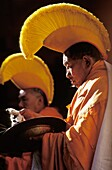 'Cultural Ritual; Tengboche Monastery, Khumbu Region, Nepal'