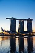 Singapore,Marina Bay Sands Hotel and Casino