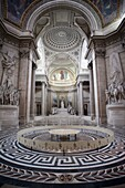 France, Paris, The Pantheon, Foucault's Pendelum