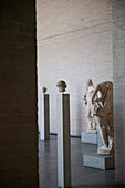 Sculptures in the Glyptothek, Munich, Upper Bavaria, Bavaria, Germany