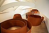 Richard Serra ´the matter of the time´, Guggenheim Museum, Bilbo-Bilbao, Biscay, Basque Country, Spain.