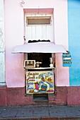 Fast food , Trinidad city, Sancti Spiritus Province, Cuba.