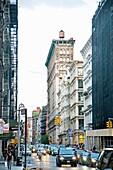 Soho, Manhattan, New York City  USA.