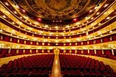 Great Room, Principal Theatre, 1857, Teatre Principal, Palma de Mallorca Spain