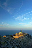Formentor Lighthouse, 1863, Cap de Formentor, Pollenca, Majorca Balearic Islands Spain