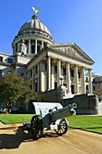 State Capitol Jackson Mississippi MS US