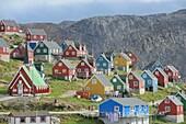 Greenland, Upernavik