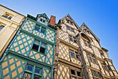 France, Loire valley, Angers, Maison d´Adam