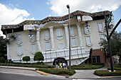 wonderworks tourist attraction on international drive orlando florida usa