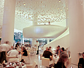 USA, Nevada, Las Vegas, interior of Mix Restaurant