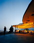 TURKEY, Istanbul, people at Ulus 29 restaurant