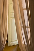 France, Corsica, Corse-du-Sud Department, Corsica West Coast Region, Ajaccio, Maison Bonaparte, birthplace of Napoleon Bonaparte, interior detail