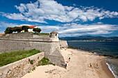 France, Corsica, Corse-du-Sud Department, Corsica West Coast Region, Ajaccio, the Citadel