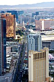 United States, Nevada, Las Vegas, downtown