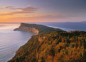 Cap Bon Ami, Gaspe Peninsula, Forillon National Park, Quebec, Canada