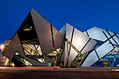 Michael Lee-Chin Crystal, Royal Ontario Museum, Bloor Street West, Toronto, Ontario