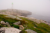 Lighthouse, Peggy's Cove, Nova Scotia