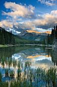 Elbow Lake, Kananaskis Country, Alberta