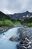 Tumbling Creek, The Rockwall Trail, Kootenay National Park, British Columbia