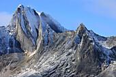 Summit of Mount Monolith, Tombstone Territorial Park, Yukon