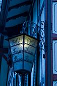 Switzerland, Lucerne (German: Luzern), Lantern of the Old Swiss House Restaurant
