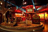 France, Paris, The Fairground Art Museum, Merry-Go-Round
