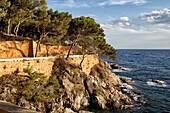 Spain, Catalonia, Costa Brava, S´Agaró