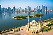 United Arab Emirates (UAE), Sharjah City, Al Noor Mosque