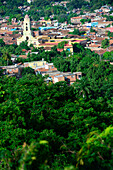 Antiguo Convento de San Francisco de Asis in Trinidad, one of UNESCOs World Heritage sites since 1988, Sancti Spiritus Province, Cuba