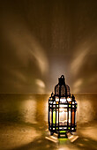 Traditional Lantern At Riad Dar Hanane, Marrakesh,Morocco
