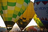 Air Balloon Festival In Igualada, Barcelona, Spain