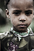 Child, Bale Mountains National Park, Oromia Region, Ethiopia