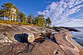 Onegasee, Republik Karelien, Russland