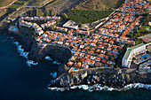 Resorts in South of Tenerife, Tenerife, Canary Islands, Spain